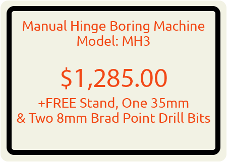 Manual Hinge MH3